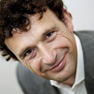 Consultant Marc van Eck Business Openers